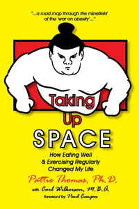 Taking Up Space  Pearlsong Press 2005